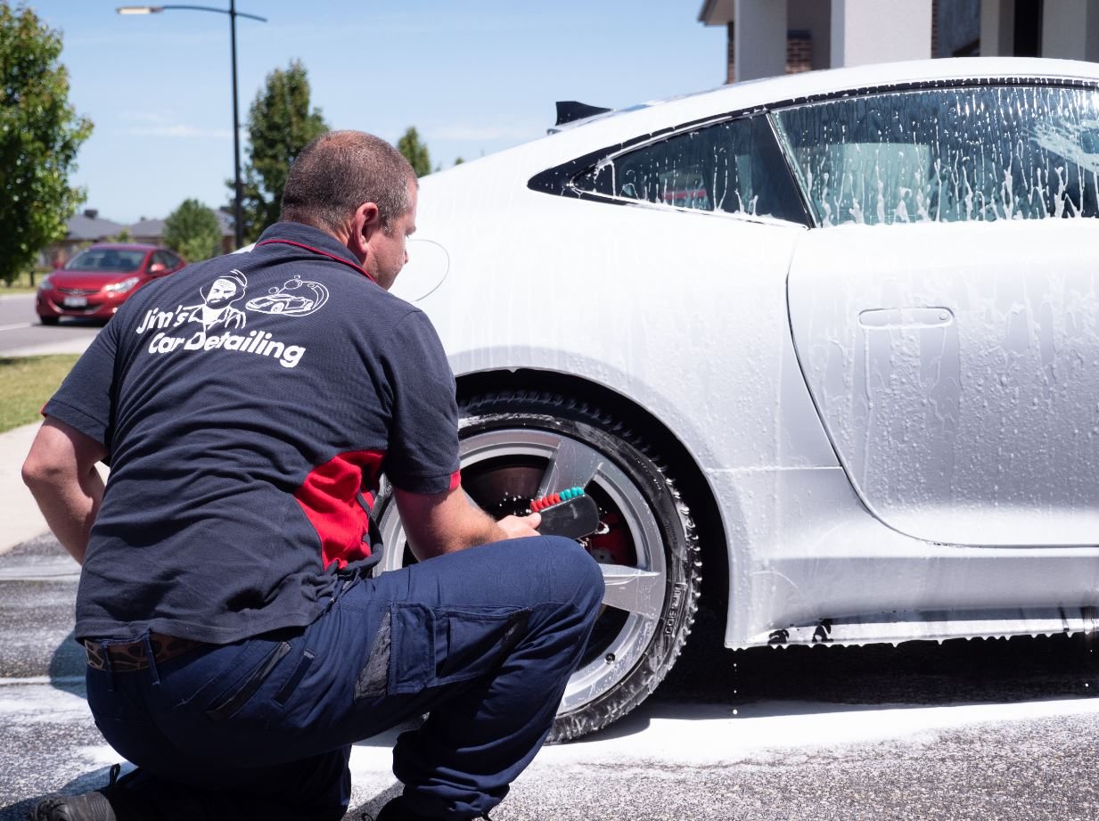 WASHING YOUR CAR – WHAT COULD POSSIBLY GO WRONG?